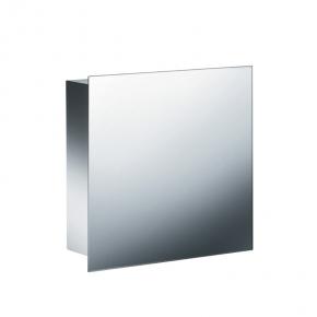 . Зеркальный шкафчик с квадратным зеркалом PiKa Lineabeta