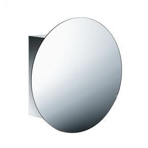 . Зеркальный шкафчик PIKA Lineabeta с круглым зеркалом
