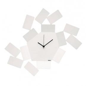 Часы. Часы настенные Stanza Scirocco белые