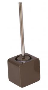 Ёршики для унитаза напольные и настенные. Joy керамический напольный ёршик для унитаза шоколадный