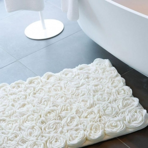 . Aquanova Rose коврик для ванной Роза