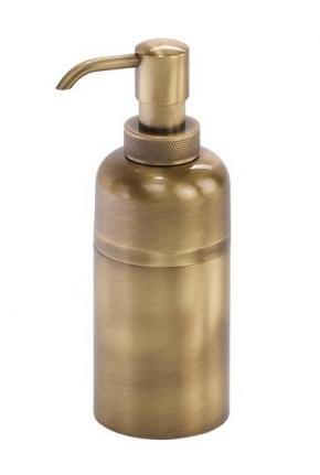 Аксессуары для ванной настольные. Бронзовый Дозатор настольный аксессуары для ванной Windsor PomdOr