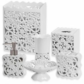 . Belle керамические настольные аксессуары для ванной