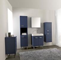 Итальянские постирочные раковины Мебель и оборудование для постирочной комнаты. Постирочная раковина мебель для постирочной Skip Colavene синий