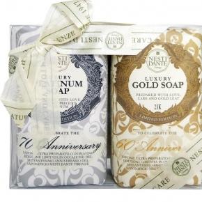 Luxury Гель для душа Мыло. Nesti DANTE подарочный сет мыло Luxury PLATINUM и Gold Luxury