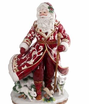 . Дед Мороз от Lamart (45см.) art.29015
