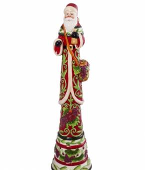 . Дед Мороз 42 см. от Lamart art.29746