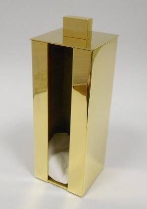 Контейнеры для ватных Дисков Шариков Палочек. Контейнер для ватных дисков настольный квадратный золотой
