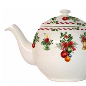 Новый Год. Чайник
