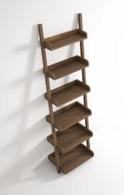 Этажерки для ванной. Этажерка полка приставная напольная деревянная Тик ACCE