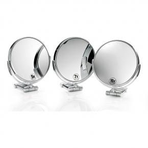 Зеркала косметические с подсветкой увеличением настенные настольные Зеркала с присосками. Зеркало косметическое настольное/ручное с увеличением