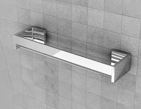Полки для душа Сетки Полки для ванной стеклянные Полки для полотенец. Полка для душа Mensola