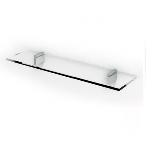 . Lapiana настенные аксессуары для ванной Полка стеклянная