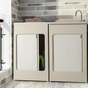 Итальянские постирочные раковины Мебель и оборудование для постирочной комнаты. Colavene Lavacril Ivory Outdoor универсальная постирочная раковина глубокая