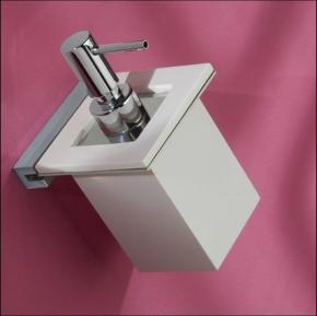 . Leonida аксессуары для ванной настенные Дозатор