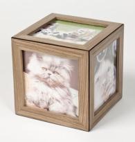 Мебель и Аксессуары для ванной из натурального дерева, Раттана и Бамбука. Wood Collection рамка для фотографий деревянная Орех