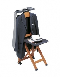 . Вешалка для одежды стул раскладная напольная Foppapedretti Suite