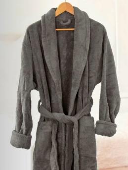Халаты Одежда для бани и сауны. Халат хлопковый Bademantel Excellence