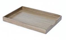 Мебель и Аксессуары для ванной из натурального дерева, Раттана и Бамбука. Wood Collection лоток деревянный для бумаг А4 Орех
