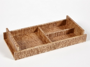 Аксессуары и Мебель для дома. Wood Collection Универсальный деревянный лоток Ясень