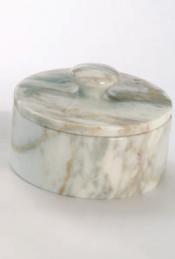 . Marmores Natura BC мраморные аксессуары для ванной настольные косметическая ёмкость
