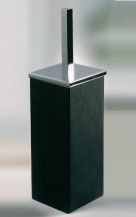 Ёршики для унитаза напольные и настенные. Marmores Ardesia ёршик для унитаза напольный чёрный из натурального камня