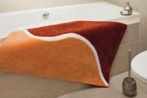 Коврики для ванной комнаты. LEANDRA коврик для ванной