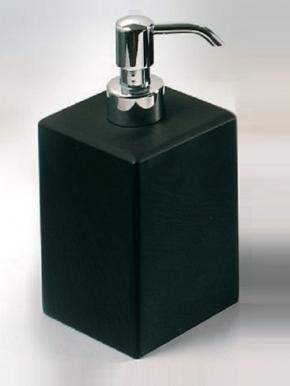 . Marmores Ardesia аксессуары для ванной чёрные настольные дозатор из натурального камня