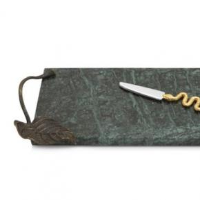 Разделочные доски. Доска для сыра с ножом 41см