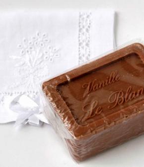 Luxury Гель для душа Мыло. Мыло ароматизированное Ваниль от Le Blanc