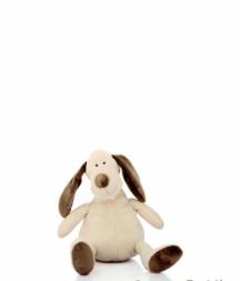 Мягкие декоративные игрушки Deluxe. Мягкая игрушка Собачка Bobby от Catherine Denoual Maison