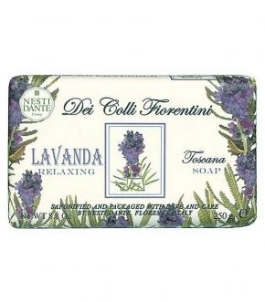 Luxury Гель для душа Мыло. Nesti Dante Tuscan Lavender Dei Colli Fiorentini Мыло Тосканская лаванда 250 гр