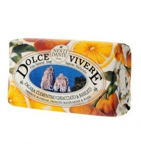 Luxury Гель для душа Мыло. Nesti Dante Dolce Vivere Capri мыло Капри 250 гр
