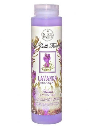 Luxury Гель для душа Мыло. Nesti Dante Tuscan Lavender Dei Colli Fiorentini Гель для душа Тосканская лаванда 300 мл