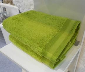 Полотенца хлопковые. Полотенца хлопковые EXCELLENCE Nicol Зелёные