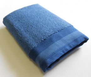 Полотенца хлопковые. Полотенца хлопковые EXCELLENCE Nicol Синие Морские
