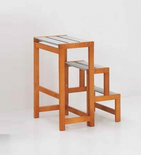 Стремянки Лестницы. Мебель для постирочной комнаты деревянный складной табурет стремянка