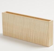 Аксессуары для кабинета Deluxe. Wood Collection деревянные аксессуары для рабочего стола карандашница Сикамор