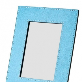 Рамки для фотографий Deluxe. Рамка для фото голубая Питер GioBagnara