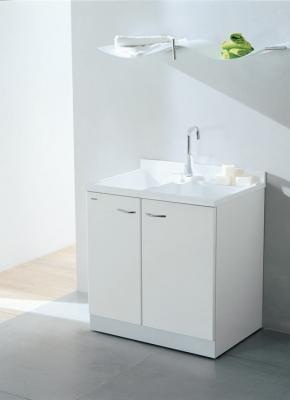 Итальянские постирочные раковины Мебель и оборудование для постирочной комнаты. Vella Мебель для постирочной комнаты раковина постирочная двойная с тумбой