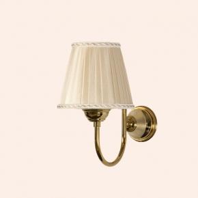 Светильники для ванной комнаты. TWHA029oro/crem Светильник настенный
