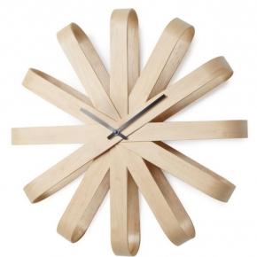 Часы. Часы настенные Ribbon дерево
