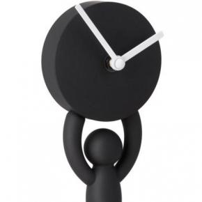 Часы. Часы Buddy настольные черные