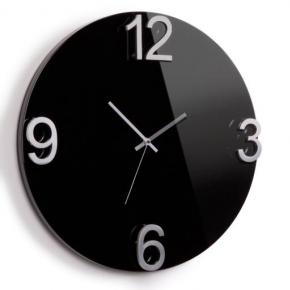 Часы. Часы настенные Elapse черные