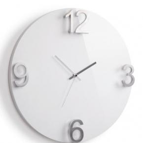 Часы. Часы настенные Elapse белые