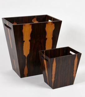 . Wood Collection ведро деревянное Зирикоте
