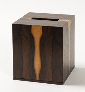 Аксессуары для кабинета Deluxe. Wood Collection салфетница деревянная куб Зирикоте