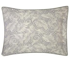 Постельное бельё Deluxe. Наволочка прямоугольная Opal Pierre (Опал Пьер) (50х75) от Yves Delorme