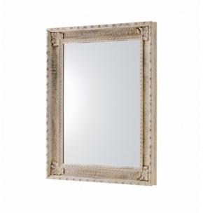 Зеркала для ванной. Зеркало для ванной Four seasons с деревянной резной рамой