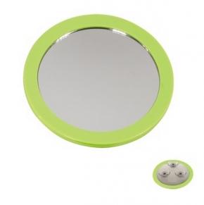 Зеркала косметические с подсветкой увеличением настенные настольные Зеркала с присосками. Nelly Nicol зеркало косметическое с увеличением 1х5 настенное с присосками Зелёное